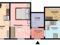 Eladó téglalakás, VI. kerületben 69.7 M Ft, 2+1 szobás