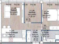 Eladó téglalakás, Szombathelyen 19.4 M Ft, 2 szobás