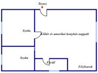 Eladó családi ház, Abonyban, Szolnoki úton 14.9 M Ft, 3 szobás